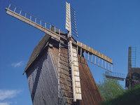 Windmills from Bierkowice