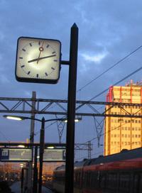 Platform clock