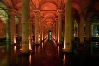 Cisterns, Istanbul