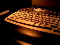Computer Keyboard 1