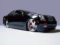 Cadillac CTS - Purple