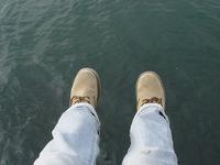 Suicide on the sea