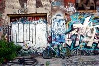 Graffiti Building 7