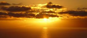 La Gomera Sunset