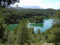 Spain Malaga Inland Nature