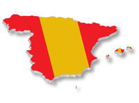 Spain Map 1