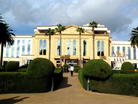 Neo-classic building