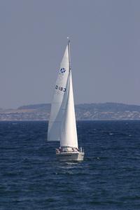 Sailing boat, Denmark