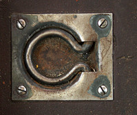 trapdoor handle