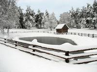old cabin in herirtage park 1