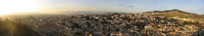 Granada Panorama