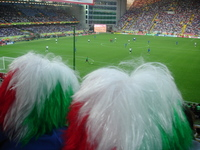 match Italia-USA