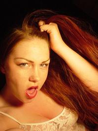 Redheaded Girl 5