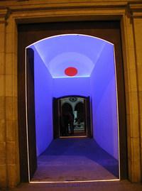 funky entrance