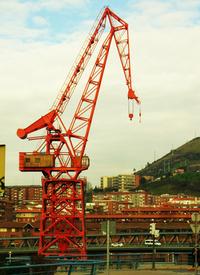 Bilbao Crane