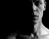 Dark Man Portrait