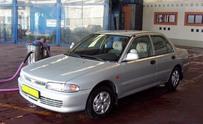 My car Mitsubishi Lancer GLI