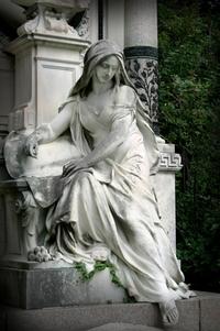 cementary sculpture 2