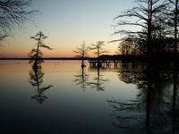 Winter lake 1