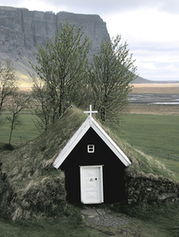 Iceland Chapel