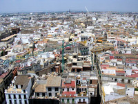 Seville architecture 3