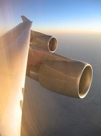 sunrise 747
