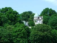 small mansion