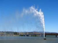 Captain Cook Fountain, Canberra Australia