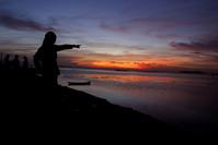 sunrise tidung island