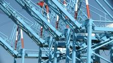 Zeebrugge crane 13