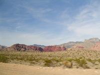 Red Rock Mountain , Las Vegas 3