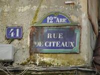 Rue De Citeaux