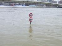 Budapest flood