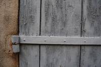 old window shutter