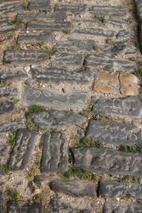 cobbled roadway 2