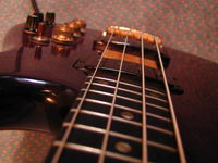 Ibanez Bass Guitar, 1978