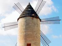 Maltese Wind Mill