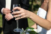 Wine and bride