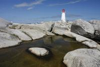 Peggy's cove Lighthouse - Canada - Nova scotia