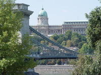 Budapest presidential house
