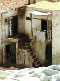 destitution in Morocco