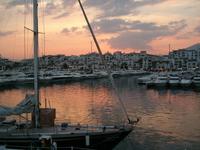 Puerto Banus Sunset 4