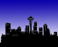American City skyline 3