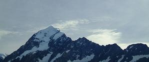 Mount Cook Peak