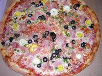Portuguese Pizza