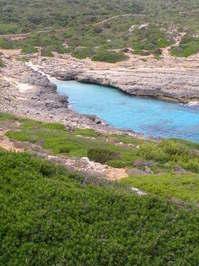Cala d'Alcaufar, Menorca 4