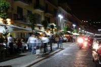 Pozzuoli by night
