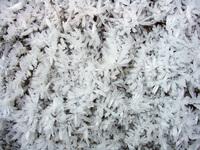 Ice crystalls