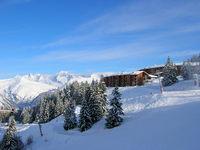 Snow Les Arcs
