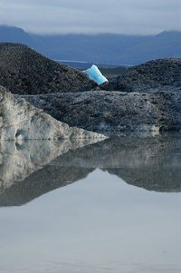 Iceland - Glacier Lake 6